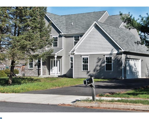 Detached, Colonial,Contemporary - PLYMOUTH MEETING, PA (photo 1)