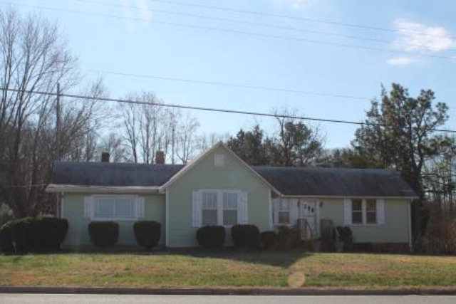 Residential/Vacation, 1 Story - Chase City, VA (photo 1)