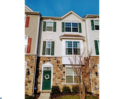 Row/Townhouse/Cluster, Traditional - GLASSBORO, NJ (photo 1)