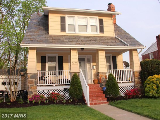 Cape Cod, Detached - BALTIMORE, MD (photo 1)