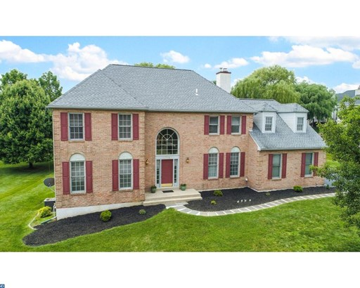 Colonial,French, Detached - BROOMALL, PA (photo 1)