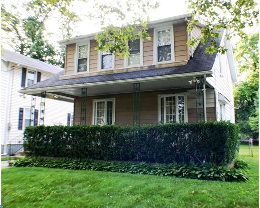 Colonial, Detached - HADDON TOWNSHIP, NJ (photo 3)