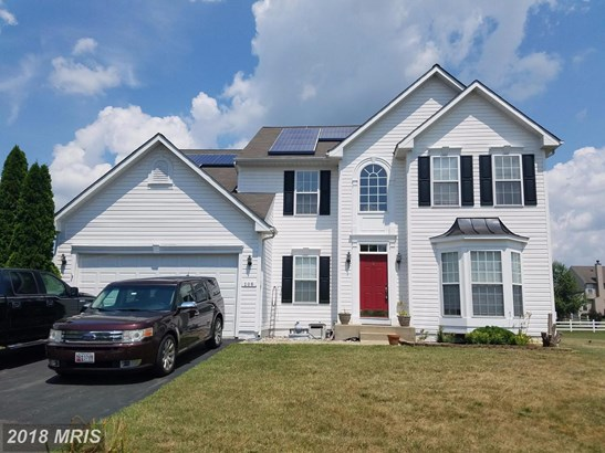 Colonial, Detached - RIDGELY, MD (photo 1)