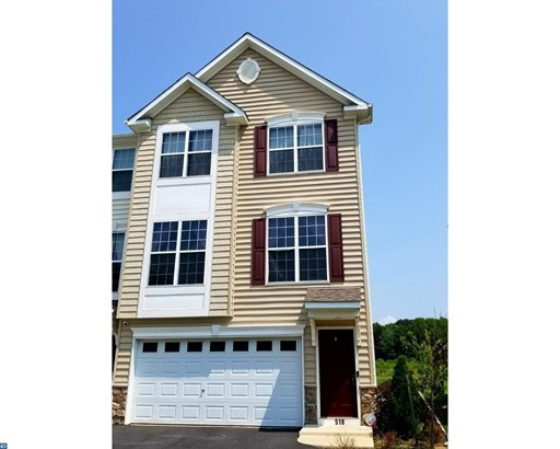 Row/Townhouse, EndUnit/Row - TOWNSEND, DE