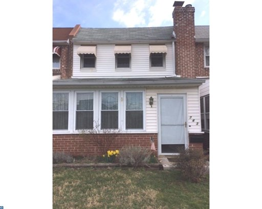 Row/Townhouse/Cluster, Traditional - EDDYSTONE, PA (photo 1)