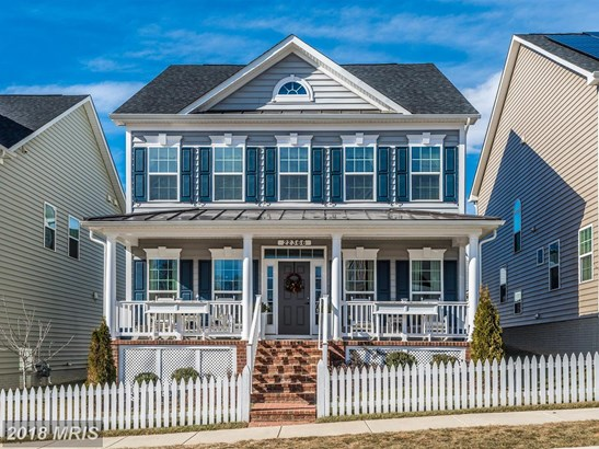 Colonial, Detached - CLARKSBURG, MD (photo 1)