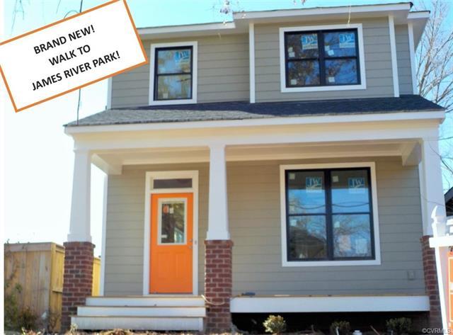 2-Story, Craftsman, Single Family - Richmond, VA