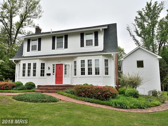 Colonial, Detached - FALLS CHURCH, VA (photo 1)