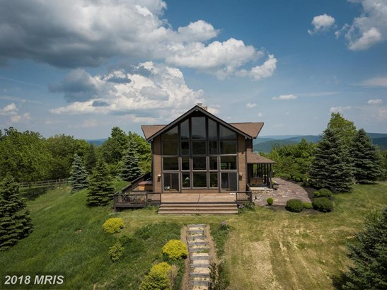 Contemporary, Detached - CUMBERLAND, MD (photo 1)