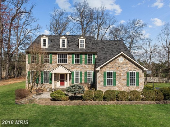 Colonial, Detached - HIGHLAND, MD (photo 1)