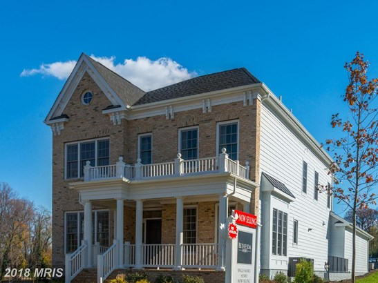 Traditional, Detached - BETHESDA, MD (photo 1)
