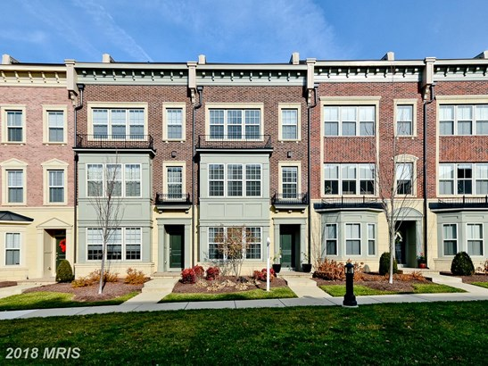 Townhouse, Contemporary - OXON HILL, MD (photo 2)