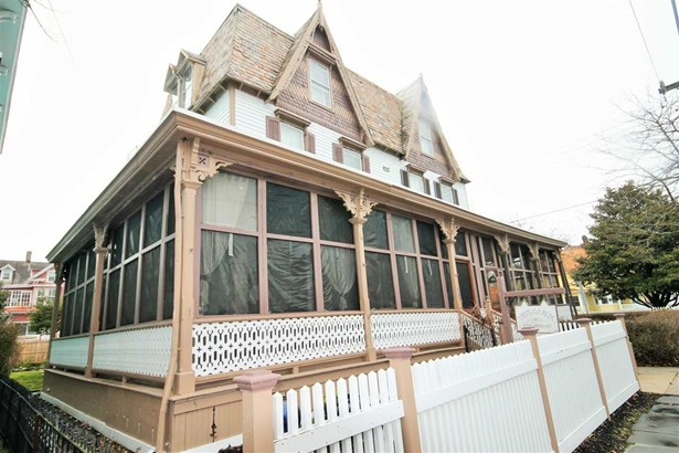 Victorian, Three Story, Single Family - Cape May, NJ (photo 1)