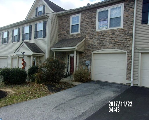 Row/Townhouse/Cluster, Traditional - HONEY BROOK, PA (photo 1)