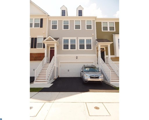 Row/Townhouse/Cluster, Contemporary - WARRINGTON, PA (photo 1)