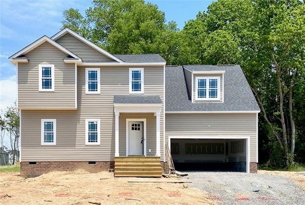 Craftsman, Two Story, Single Family - North Chesterfield, VA