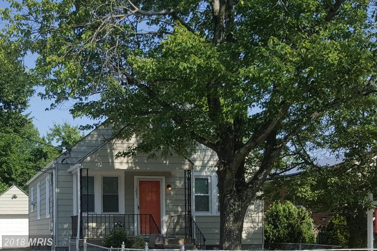 Bungalow, Detached - CAPITOL HEIGHTS, MD