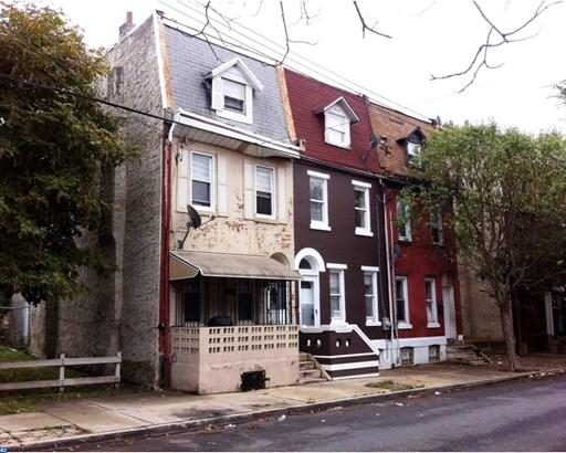 Row/Townhouse, Contemporary - PHILADELPHIA, PA (photo 1)
