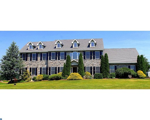 Colonial, Detached - OLEY, PA (photo 1)