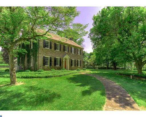 Colonial,Farm House, Detached - RIEGELSVILLE, PA (photo 1)