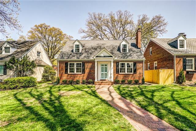 2-Story, Cape, Colonial, Single Family - Richmond, VA (photo 1)
