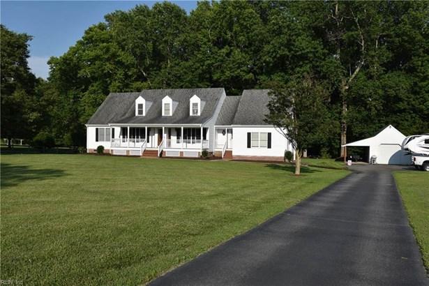 Cape Cod, Colonial, Single Family - Suffolk, VA (photo 3)