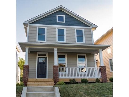 2-Story, Craftsman, Single Family - Richmond, VA (photo 1)