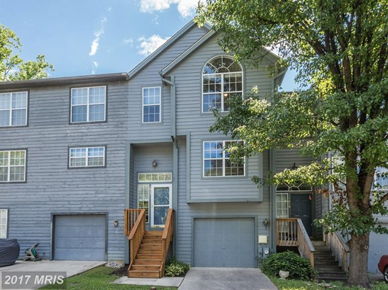 Townhouse, Contemporary - CROFTON, MD (photo 1)