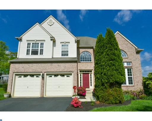 Colonial, Detached - COLLEGEVILLE, PA (photo 1)