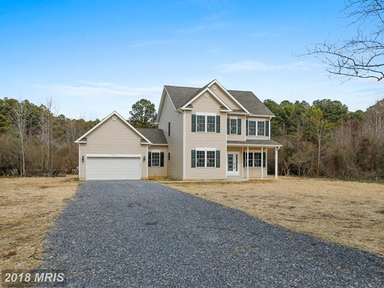 Colonial, Detached - TRAPPE, MD (photo 1)