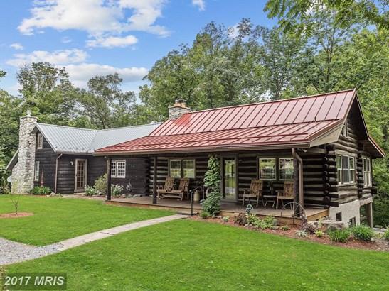 Detached, Log Home - EMMITSBURG, MD (photo 1)