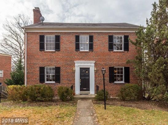 Colonial, Detached - WASHINGTON, DC (photo 1)
