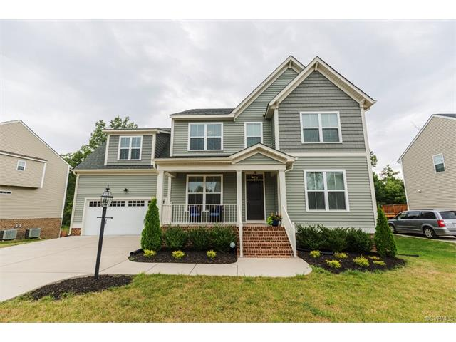 2-Story, Transitional, Single Family - Moseley, VA (photo 1)