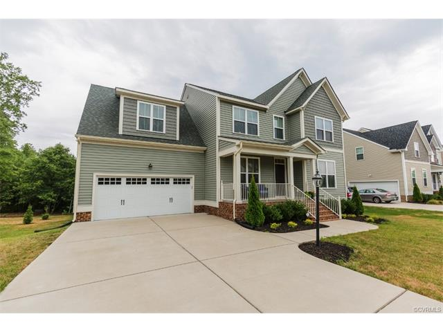 2-Story, Transitional, Single Family - Moseley, VA (photo 2)