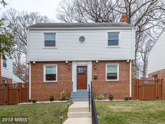 Colonial, Detached - CHEVERLY, MD (photo 1)