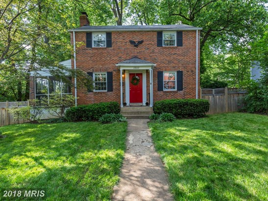 Colonial, Detached - WHEATON, MD (photo 1)