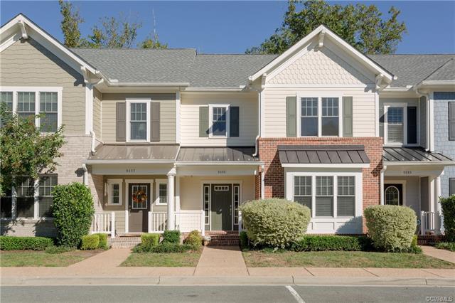 Condo/Townhouse, Custom, Rowhouse/Townhouse, Transitional - Richmond, VA