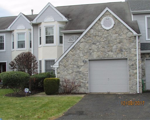Row/Townhouse, Colonial - NEWTOWN, PA (photo 1)