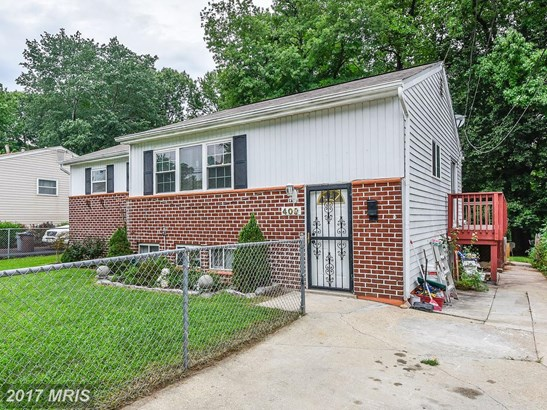 Split Foyer, Detached - CAPITOL HEIGHTS, MD (photo 1)
