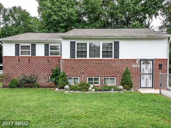 Split Foyer, Detached - CAPITOL HEIGHTS, MD (photo 2)