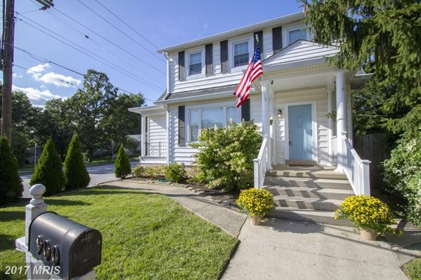 Colonial, Detached - IDLEWYLDE, MD (photo 1)