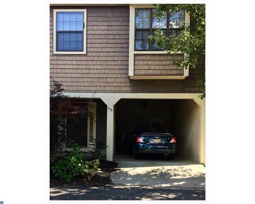 Row/Townhouse, Colonial - CHERRY HILL, NJ (photo 1)