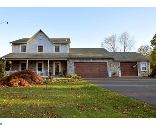 Colonial, Detached - WORCESTER, PA (photo 1)