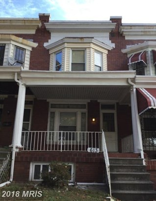Townhouse, Craftsman - BALTIMORE, MD (photo 3)
