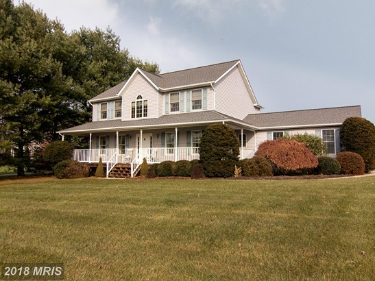 Victorian, Detached - SYKESVILLE, MD (photo 1)