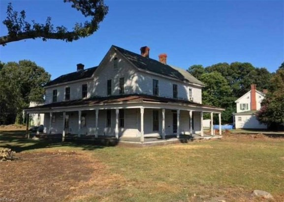 Farmhouse, Other, Single Family - Gloucester County, VA (photo 1)
