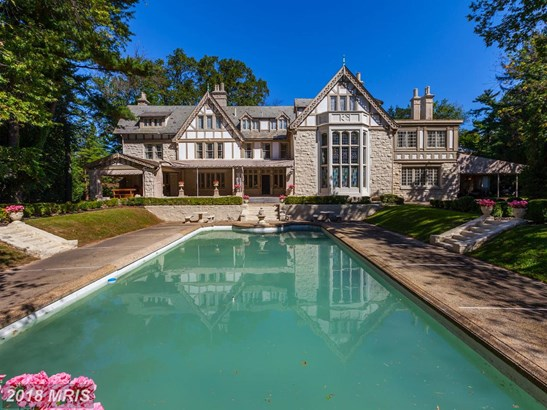 Tudor, Detached - CHEVY CHASE, MD (photo 1)