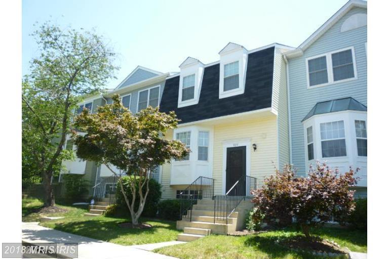 Colonial, Attach/Row Hse - GREENBELT, MD (photo 1)