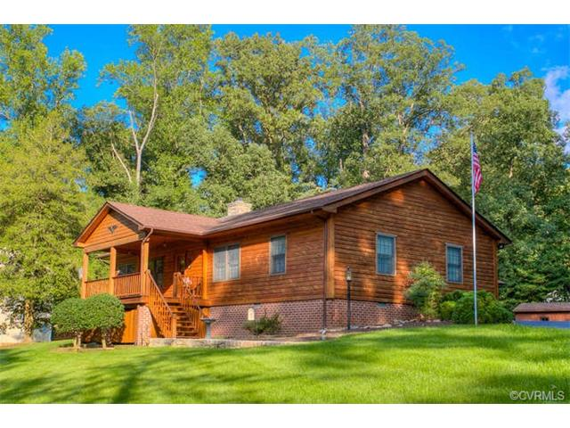 Custom, Log, Ranch, Single Family - Chester, VA (photo 2)