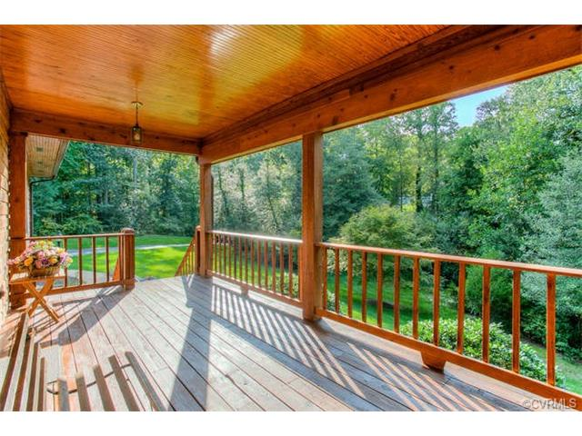Custom, Log, Ranch, Single Family - Chester, VA (photo 3)